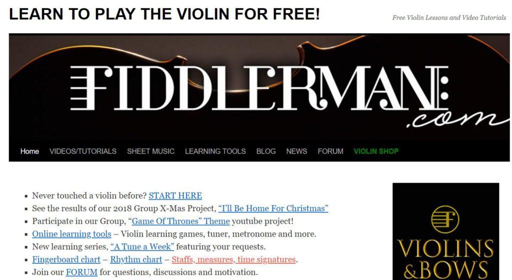 8 Best Website to Learn Violin Online - OCTALOVE COM